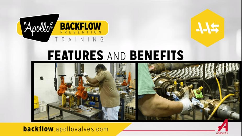 Apollo® Backflow Prevention
