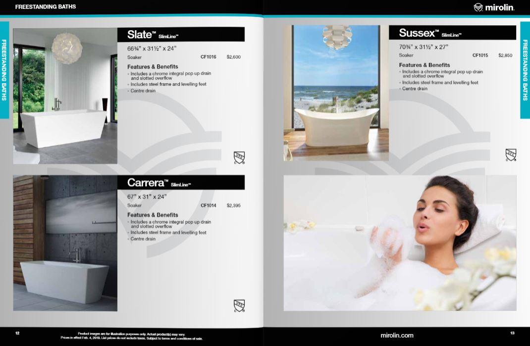 Mirolin Catalogue